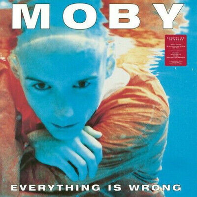 £29.99 • Buy MOBY ~ Everything Is Wrong ~ 2016 UK 13-track 180g Vinyl LP ~ FACTORY SEALED+NEW