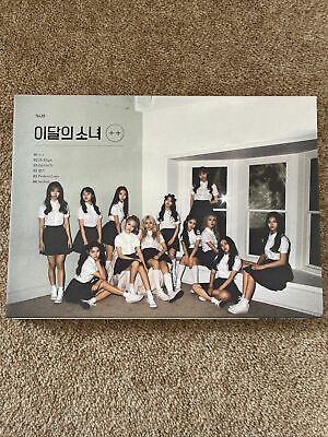 LOONA 1st Mini Debut Album ++ A Version (No Photocard) • 35£