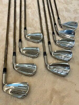 Excellent Lightly Used Taylormade P790 Stiff Graphite Irons 5-AW + 2 Wedges • 739£