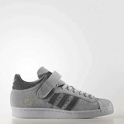 £39.99 • Buy Adidas Pro Shell 80s Size 6 Grey RRP £80 Brand New BZ0210 LAST PAIR DEADSTOCK