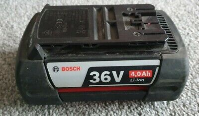 Bosch 36V 4Ah Li-ion Battery (Also Suitable For Use In 36V Rotak Li Lawnmower) • 46£