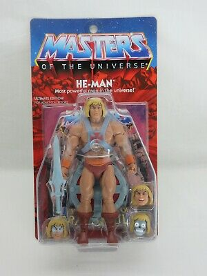 $245 • Buy MOTUC,ULTIMATE HE-MAN,SUPER 7,MASTERS OF UNIVERSE,CLASSICS,Sealed,MOC
