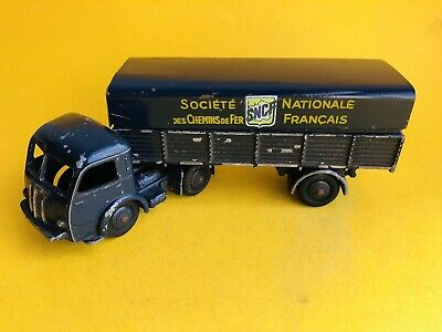 Dinky Toys French France 32 Panhard SNCF • 3.20£