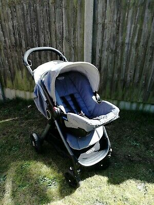 Graco 3 In 1 Travel System • 70£