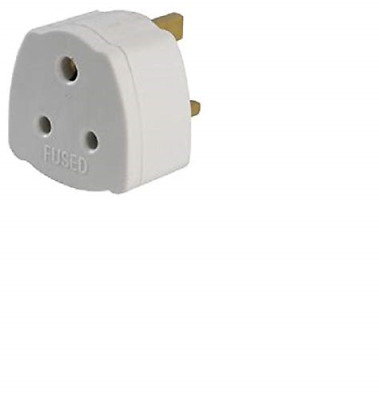 AU24.94 • Buy India To UK Travel Tourist Adaptor Converter Mains Plug