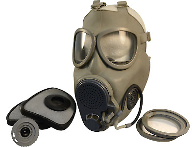 $37.99 • Buy Czech Army M10M NBC #1 Gas Mask W/filters & Drink Tube, NOS Condition, Free Ship