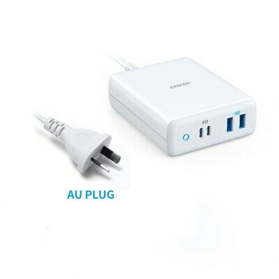 AU69 • Buy Anker USB-C Charger Atom PD USB C Charging Station For Laptop 100W PowerPort
