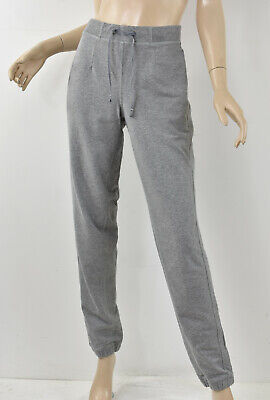 $ CDN12.49 • Buy LULULEMON Heather Gray French Terry Elastic Hem Drawstring Joggers Pants M 8