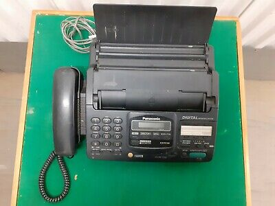 Panasonic Phone And Fax Machine And Digital Messaging System Model Kx-f2780 • 25£
