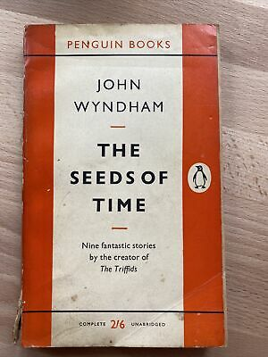 The Seeds Of Time By John Wyndham; Penguin Vintage • 2.50£