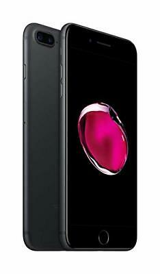 Apple IPhone 7 PLUS 32GB  MATT BLACK  NETWORK  UNLOCKED • 148£