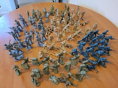 AIRFIX - 1/32nd Bundle - Contains 111 Soldiers. British/German/Russian/Japanese • 22.99£