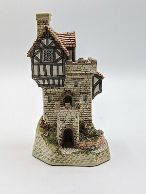 £25.59 • Buy Vintage  KNIGHT'S CASTLE  David Winter Cottages June British Traditions Collec