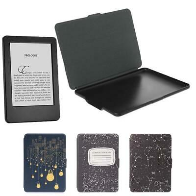 AU9.88 • Buy Leather Protective Cover Case Tablet Stand For Amazon Kindle Paperwhite 1/2/3
