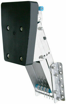 AU139.95 • Buy STAINLESS STEEL ✱ HEAVY DUTY ✱ OUTBOARD AUXILIARY MOTOR BRACKET SUITS Up To
