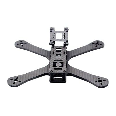 AU49.06 • Buy 220mm FPV Racing Drone Frame For F4 Flight Control Quadcopter Frame 4mm Arms