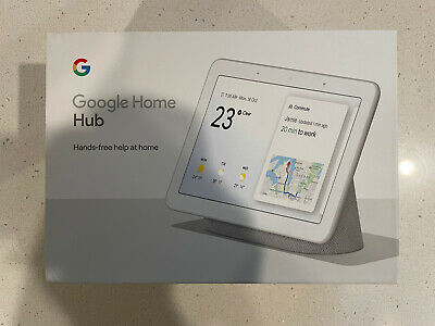 AU50 • Buy Google Home Hub - Smart Display & Home Assistant