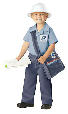 $29.99 • Buy California Costumes US Mail Carrier Child Costume - 00044