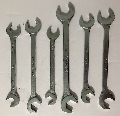 $95 • Buy NEW! MAC Tools 6MM 4-Way Angle Head Open End Wrenches
