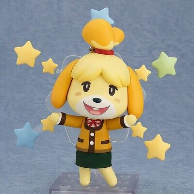 £60.99 • Buy Animal Crossing New Leaf Nendoroid Action Figure Shizue Isabelle Winter Version