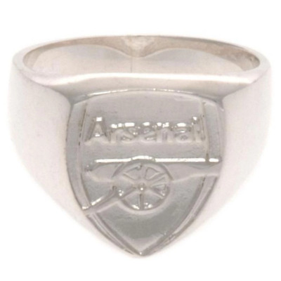 £30.25 • Buy Arsenal FC Sterling Silver Ring Large