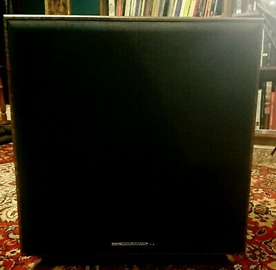 Wharfedale SW150 Active Subwoofer - Walnut • 100£