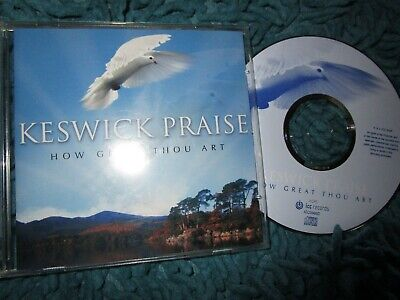 Keswick Praise: How Great Thou Art [Live] ICC0966D 16 TRACKS CD Album • 5.25£