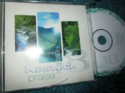 Keswick Praise 18 Various Artists  ICC Records ICCD76530 CD Album • 7.25£