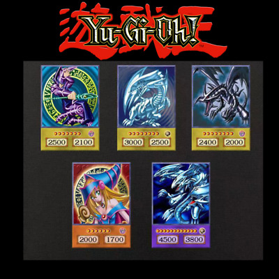 AU6.99 • Buy Iconic YUGIOH Cards - Anime Style Orica Custom Display Collectible Pieces - NEW