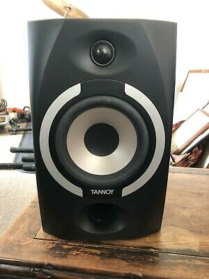 Tannoy Reveal 601a Active Studio Monitor - For Parts Or Repair (2 Of 2 For Sale) • 19£