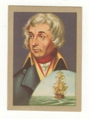£2.64 • Buy  Historical Figures & Inventors Card. Admiral Lord Nelson