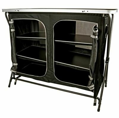 Royal  Camping Storage Unit Large Easy Up Kitchen Stand • 89.95£