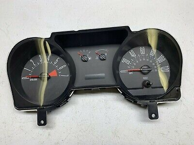 $139.95 • Buy 2005-2009 Ford Mustang Speedometer Instrument Cluster Dash 6R33-10849-AD OEM