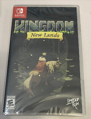 $20.60 • Buy Kingdom: New Lands Nintendo Switch Limited Run Games NEW SEALED
