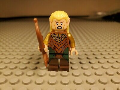 £7.57 • Buy LEGO Minifigure Legolas Greenleaf Lor035 The Lord Of The Rings Hobbit Mint! #116