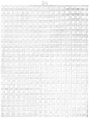 £4.30 • Buy Plastic Canvas Sheets 7 Count 10.5 X 13.5 Inch Cross Stitch Fabric