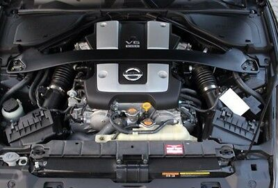 $ CDN8536.65 • Buy Nissan 370Z V6 3.7 Petrol Motor 243 Kw 330 HP VQ37VHR Moteur Engine