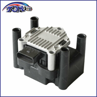 $25.28 • Buy New Ignition Coil For Volkswagen Beetle Golf Jetta L4 2.0l 1998-2015 Uf277 C1319