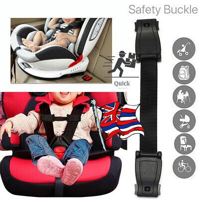 £5.88 • Buy Child Kid Baby Car Safety Seat Strap Chest Clip Buggy Harness Lock Buckle Clip