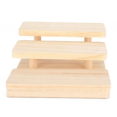 AU21.31 • Buy Jewelry Sunglasses Glasses Wooden Display Retail Show Stand Holder Rack Decor