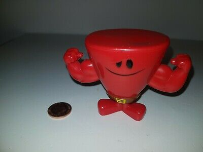 £7.99 • Buy Mr. Men Mr. Strong Figure, Mattel, Thoip, 2008, 3 Inches,Chunky, Combine Postage