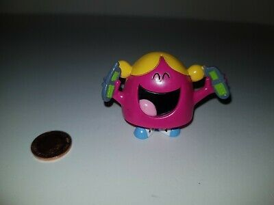 £3.99 • Buy Mr. Men Little Miss Chatterbox Figure, Mattel, Chunky, Thoip, 2 Inch, Combine