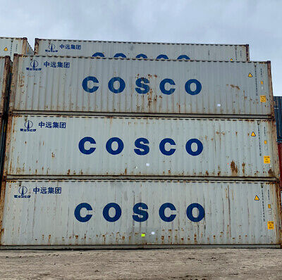 AU5950 • Buy 40ft High Cube Shipping Container