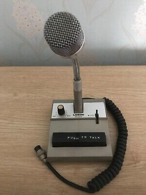 AU67.59 • Buy Leson DT-252A Tabletop CB Radio Microphone And Receiver.