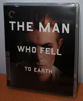 The Man Who Fell To Earth Blu-ray, Criterion Collection - Like New • 48.58£