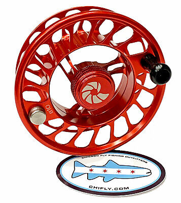 $ CDN362.44 • Buy Nautilus CCF-X2 8/10 Spare Spool- Red (8-10 WT) NEW  - Free US Shipping