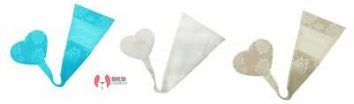 $ CDN28.94 • Buy 3 Pack/Colors Lace C Style No Panty Line Heart Shaped Strapless Thong (M/L)