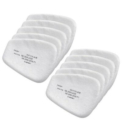 AU10.78 • Buy 10PCS 5N11 Filter Cotton Dust-proof Anti-particles Gas Cover Filter Paper Pad