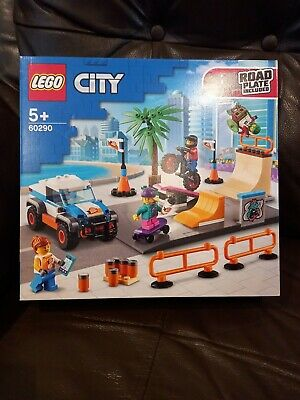 Lego City Community Skate Park 60290 New And Sealed • 19.75£