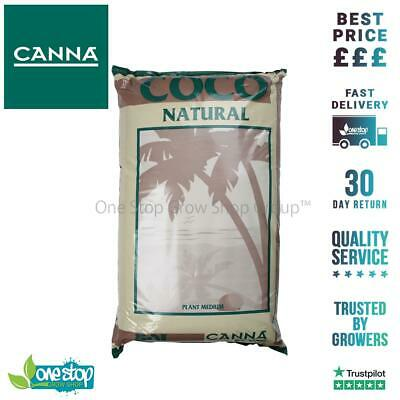 £16.95 • Buy Canna Coco Natural 50 Litres Growing Media Soil